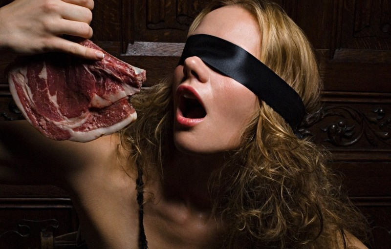 Similar. Precisely, Steak and blowjob day for