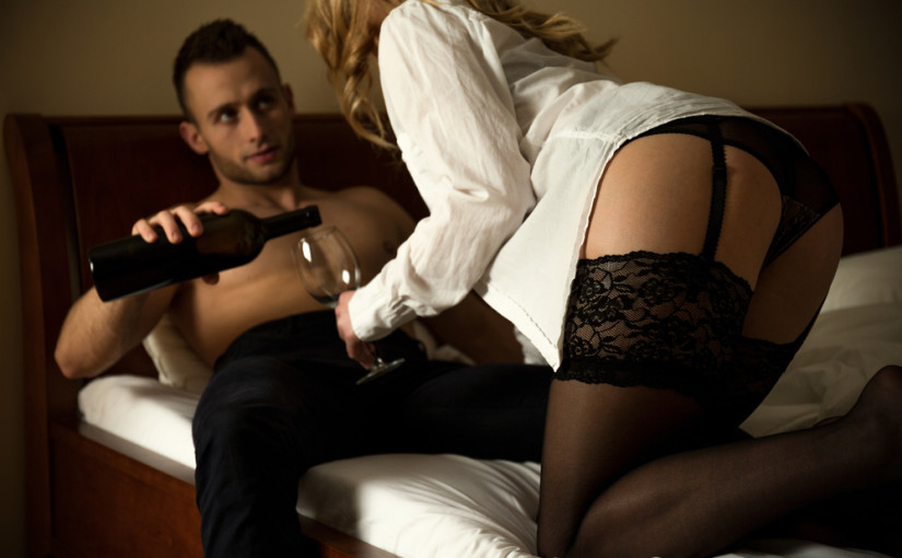 11 Kinky Places To Give Him Unforgettable Oral Sex
