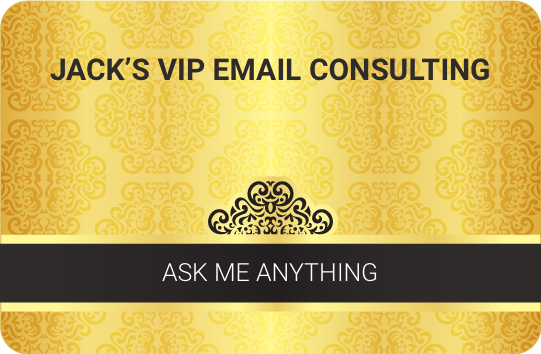 Jack's VIP Consulting Bonus